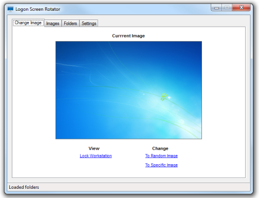 change windows logon screen windows 7 64 bit